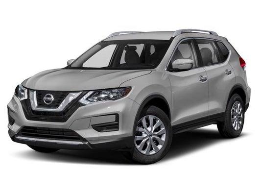 Nissan Rogue Remote Start >> 2018 Nissan Rogue Sv