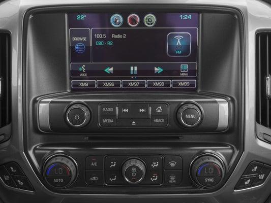 2015 Chevrolet Silverado 1500 LT LT2