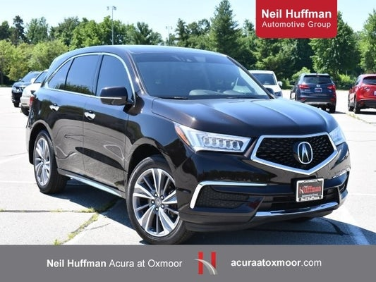 2017 Acura Mdx Sh Awd With Technology Package In Louisville Ky Neil Huffman