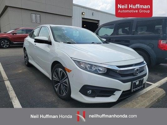 Civic Ex Turbo >> 2016 Honda Civic Ex T